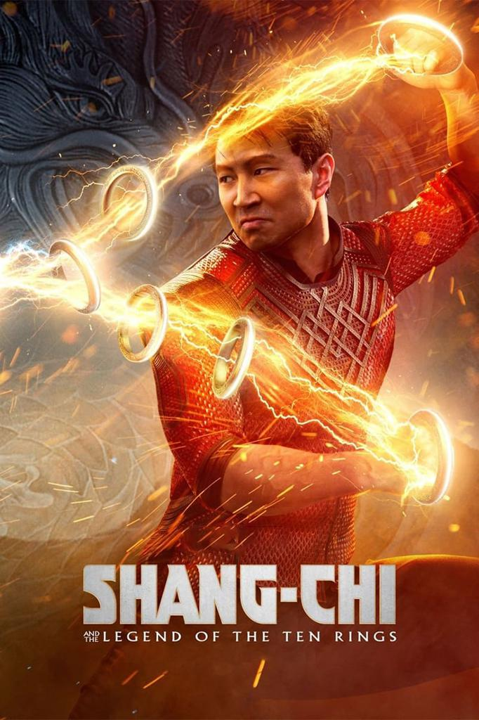 Shang-Chi and the Legend of the Ten Rings Poster